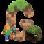 Minecraft Server icon for GEM-MINE Worlds