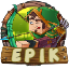 Minecraft Server icon for Epik-Network