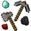 Minecraft Server icon for Raw Vanilla