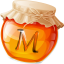 Minecraft Server icon for MarmaladeMC