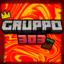 Minecraft Server icon for Gruppo303
