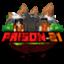 Minecraft Server icon for Prison-21