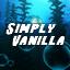 Minecraft Server icon for Simply Vanilla