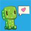 Minecraft Server icon for Skaikru