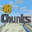 Minecraft Server icon for 40 Chunks