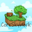 Minecraft Server icon for CoreSkyblock