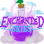 Minecraft Server icon for Enchanted Skies