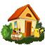 Minecraft Server icon for Poke-Ville