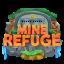 Minecraft Server icon for MineRefuge