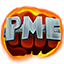 Minecraft Server icon for PunchedMC