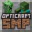 Minecraft Server icon for Opticraft