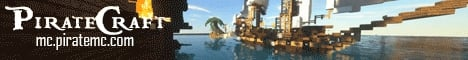 PirateCraft - Pirate Minecraft Server Moving Ships