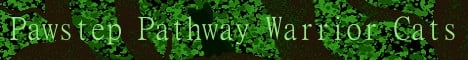Pawstep Pathway Warrior Cats