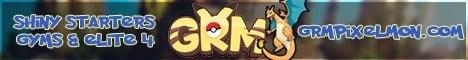 GRM Pixelmon