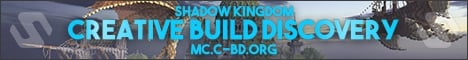 ✯ Shadow Kingdom Creative ✯ Building Server