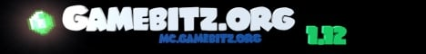 Gamebitz - Svensk Minecraft server 1.12